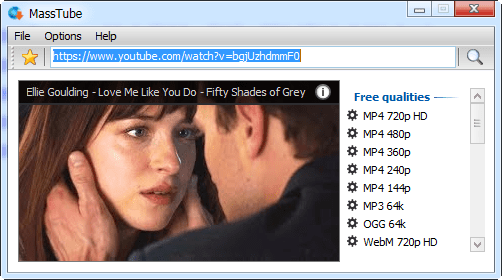 Download and convert YouTube videos, playlists