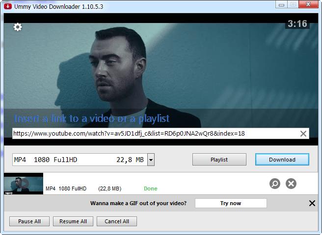 Best YouTube video downloader for Windows