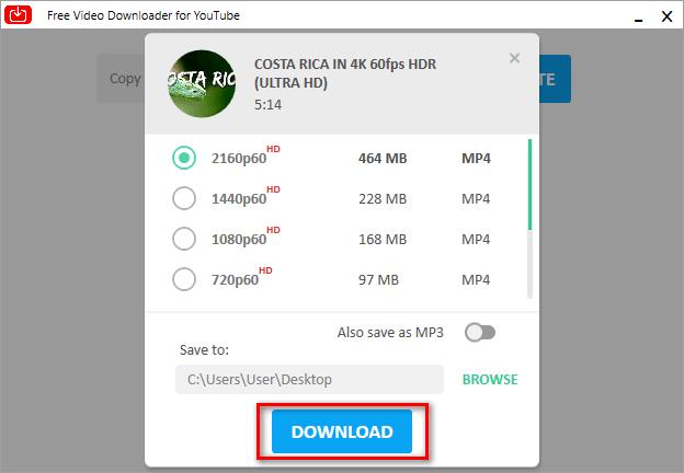 Youtube 4K Downloader