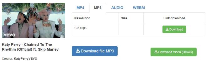 x2convert Youtube to Audio Online Converter