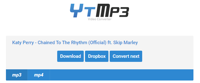 YtMp3 Youtube Online Audio Downloader